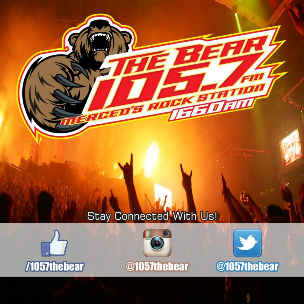 105.7 The Bear merced